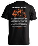 T-shirt - A Biker's Prayer