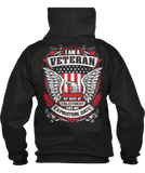 T-shirt - I Am A Veteran - Eagle