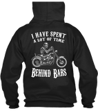 T-shirt - Time Behind Bars