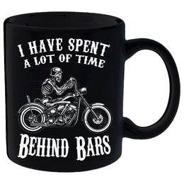 Time Behind Bars Mug