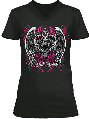 T-shirt - Motor Angel