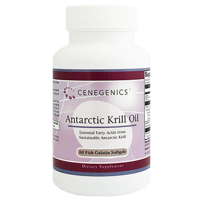 Cenegenics Antarctic Krill Oil