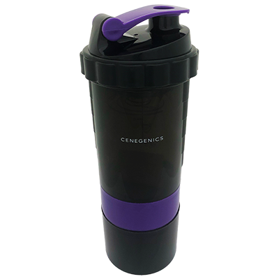 Cenegenics Shaker Bottle