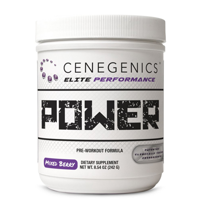 Cenegenics ELITE Performance Power
