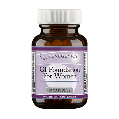 Cenegenics GI Foundation For Women
