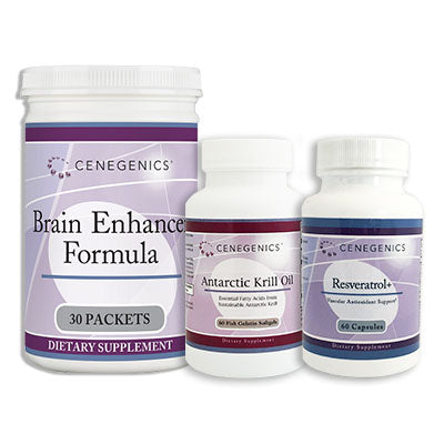 Cenegenics Healthy Brain Kit