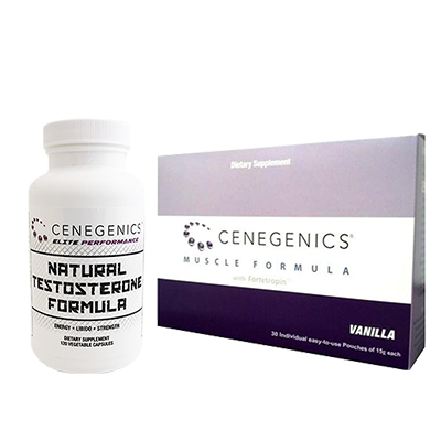 Cenegenics Lean Muscle Kit
