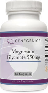 Magnesium Glycinate - 3 Pack