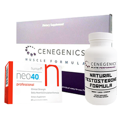 Cenegenics Vitality Package