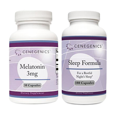 Cenegenics Restful Sleep Package