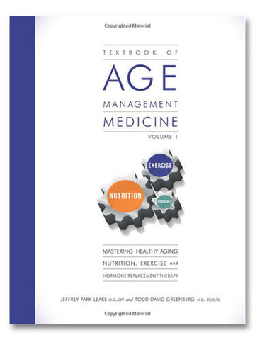 Textbook of Age Management Medicine Volumes 1 & 2