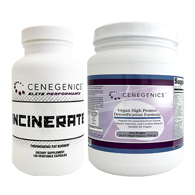 Cenegenics Vegan Fat Burner Pack
