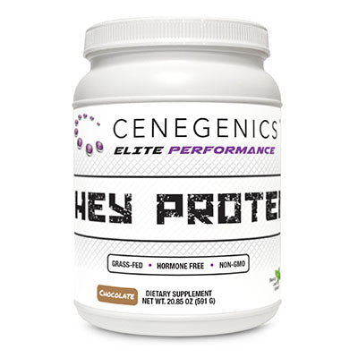 Cenegenics ELITE Performance Whey Protein - Chocolate