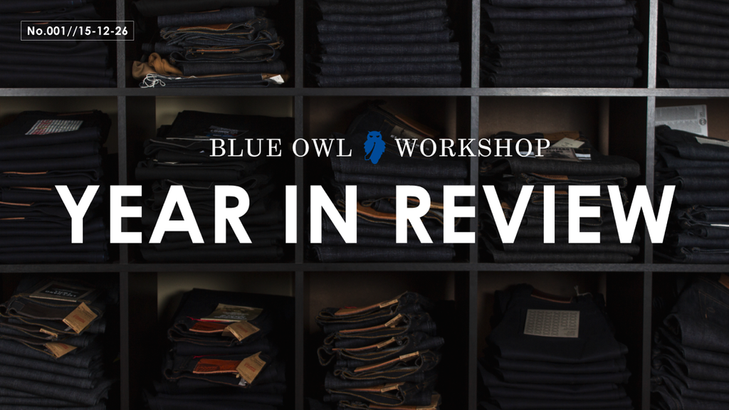 Blue Owl Workshop's Year in Review 2015