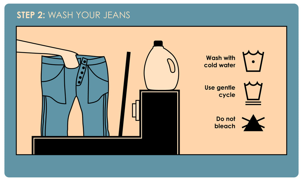 How To Wash Your Jeans Blue Owl Workshop