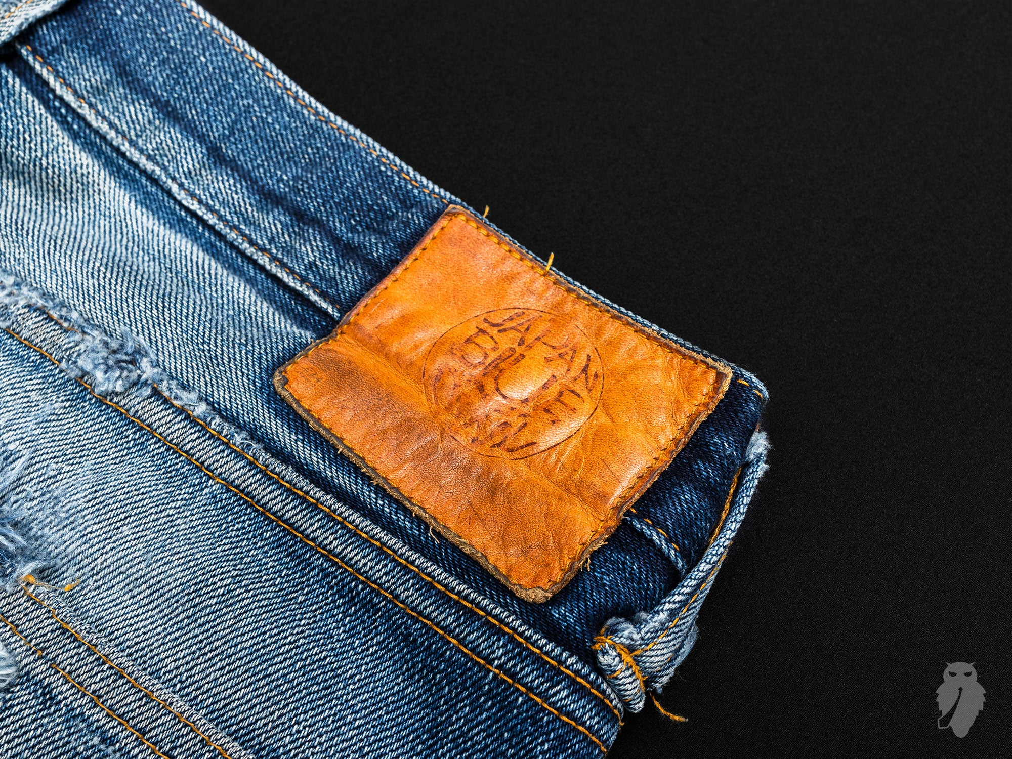 jbo-0212 rear pocket patina