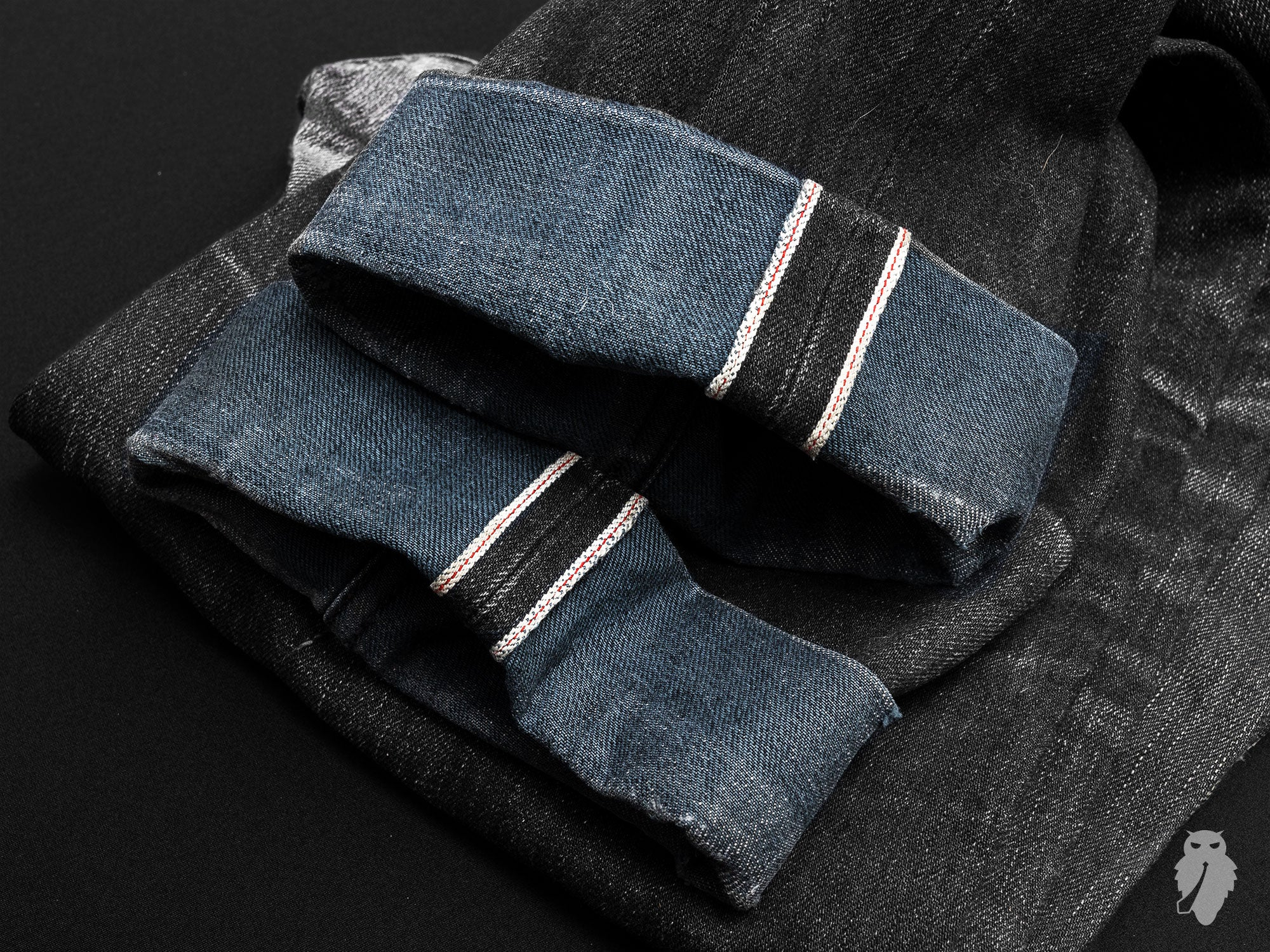 freenote denim portola cuffs faded black