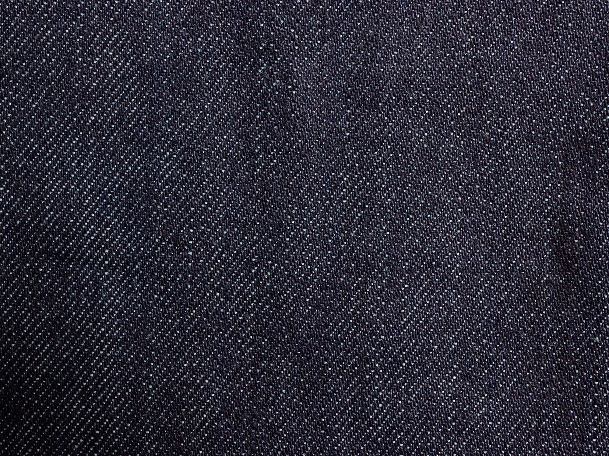 Right Hand Twill Denim Fabric