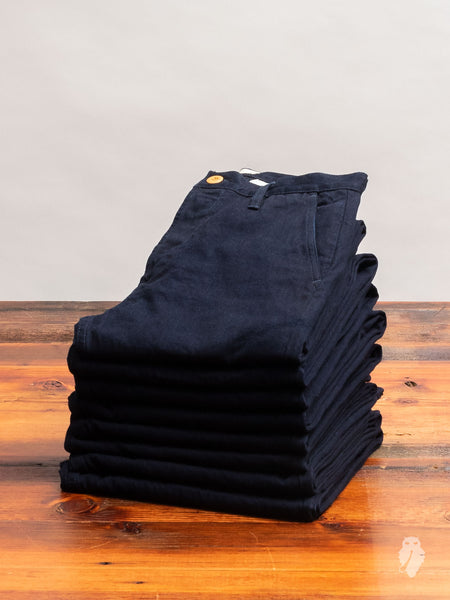 CH-122x 12oz Selvedge Chino in Shadow Selvedge