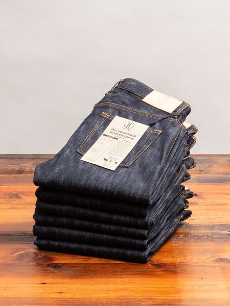 JBO-418 18oz Slub Selvedge Denim - Tapered Fit