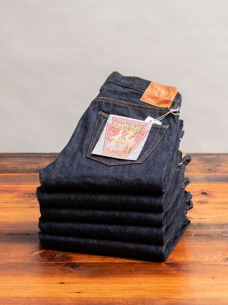 "S511XX19oz ""Kiwami"" 19oz Selvedge Denim - Slim Tapered Fit"