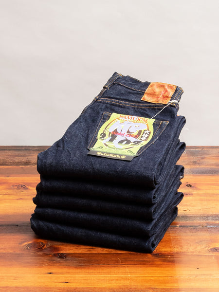 "S5000VX21oz ""Chokiwami"" 21oz Selvedge Denim - Mid Straight Fit"