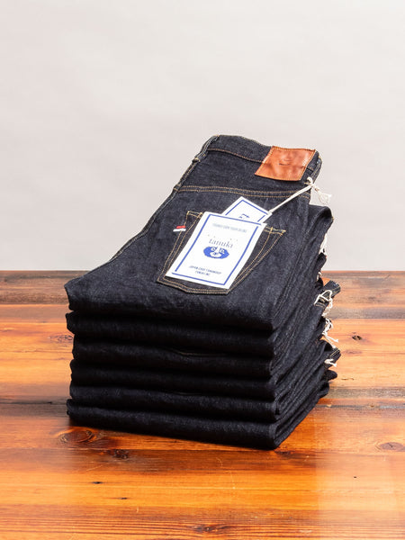 "RHT ""Retro"" 15oz Selvedge Denim - High Tapered Fit"