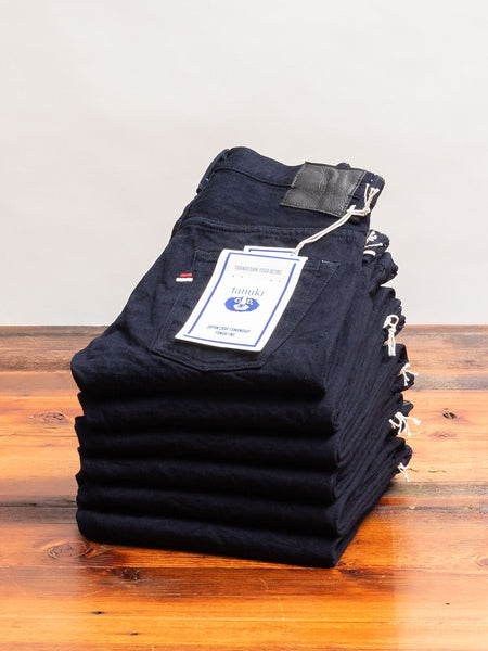 "ZBT ""Yogiri"" 14oz Selvedge Denim - Tapered Fit"