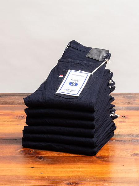 "ZBHT ""Yogiri"" 14oz Selvedge Denim - High Tapered Fit"