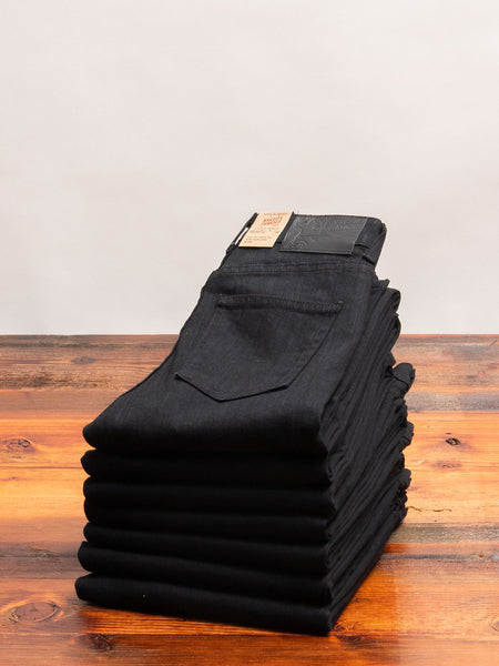 10.5oz Stretch Selvedge Denim - Needle Skinny