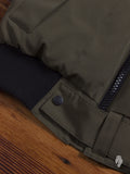 """Borden"" Bomber in Military Green"
