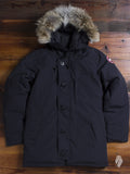 """Chateau"" Parka in Navy"