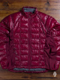 """Hybridge Lite"" Jacket in Redwood"