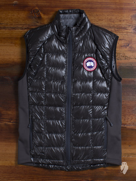 """Hybridge Lite"" Vest in Graphite"