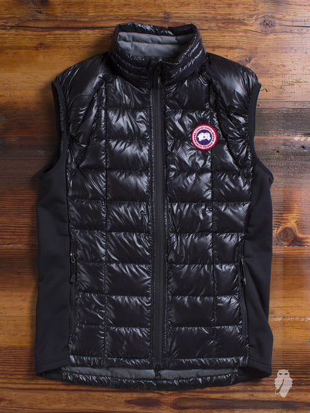 """Hybridge Lite"" Vest in Black"