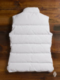 "Women's ""Freestyle"" Vest in White"