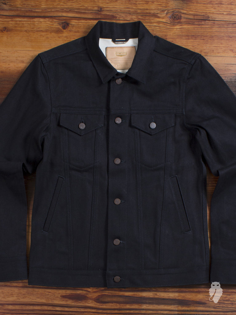 Big John KURO2 Type 3 Denim Jacket