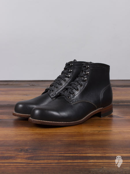 """1000 Mile"" Boot in Black"