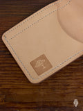 Bifold Wallet in Natural Horsehide