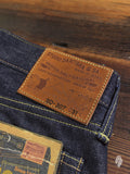SD-307 18.5oz Unsanforized Selvedge Denim - Tight Tapered Fit