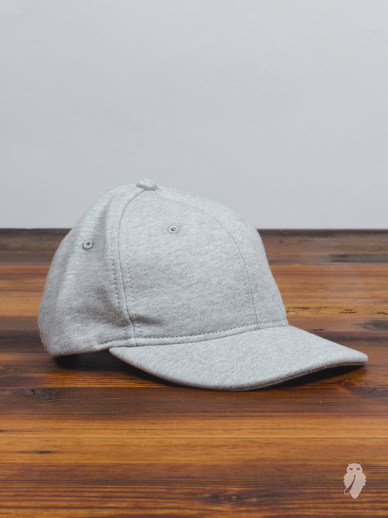 6-Panel Hat in Heather Grey