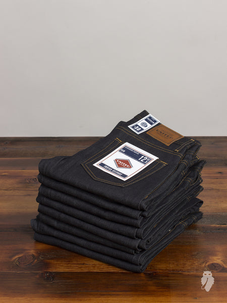 12.5oz Selvedge Denim - Narrow Fit