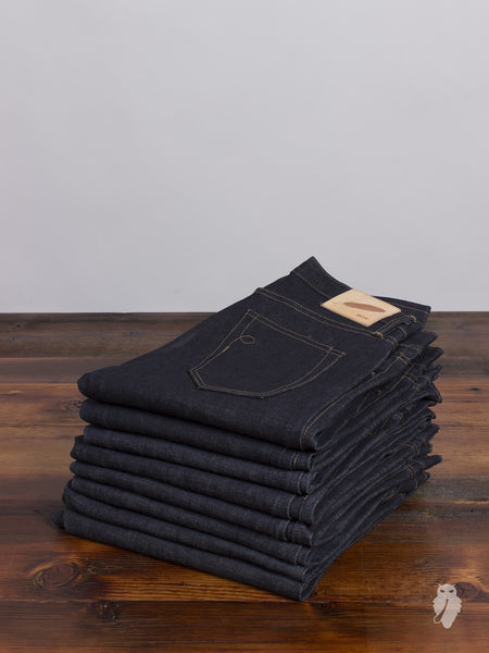 """Stanton"" 14.5oz Selvedge in Indigo"
