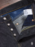 "G017-MB ""Copper Label"" 14.7oz  Selvedge Denim - Tight Straight Fit"