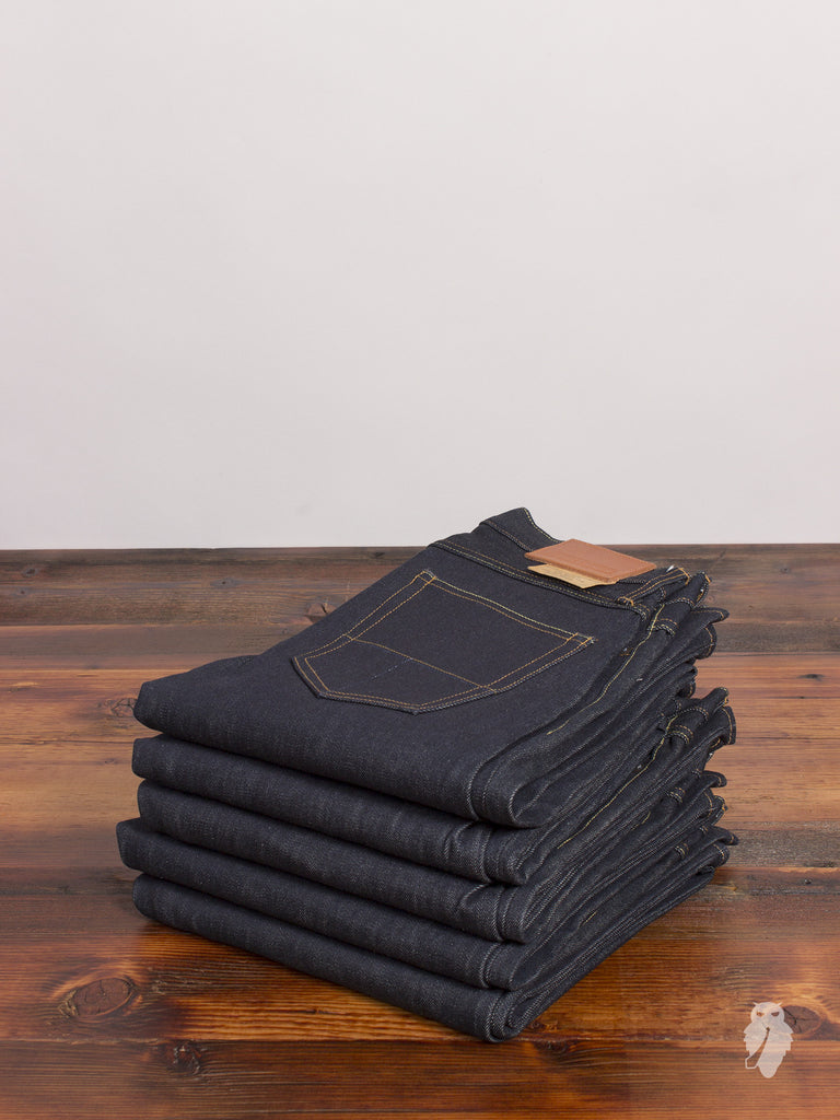 """John Graham Mellor"" 16.5oz Selvedge Denim - Slim Straight Fit"