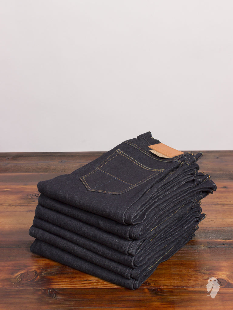 """Ladbroke Grove"" 16.5oz Selvedge Denim - Slim Tapered Fit"