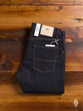 "F002 ""Indigo/Grey"" 13oz Selvedge Denim - Slim Tapered Fit"