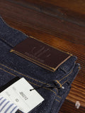 "JB0212 ""Monster"" 16.5oz Unsanforized Selvedge Denim - Skinny Fit"