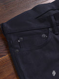 "JBO-420 ""Broken Twill Deep Blue Monster"" 16.5oz Selvedge Denim - Tapered Fit"