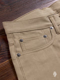 SL-44x 12oz Selvedge Chino - Slim Straight Fit